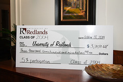 Homecoming 2014 (University of Redlands Bulldogs) Tags: classof2004 bigcheck homecoming2014 homecoming2014bigcheckclassof2004