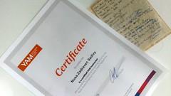 """Pridobljeni certifikat in vtisi udeležencev • <a style=""""font-size:0.8em;"""" href=""""http://www.flickr.com/photos/102235479@N03/15420761239/"""" target=""""_blank"""">View on Flickr</a>"""