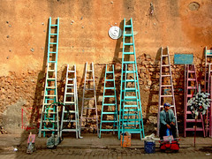 Handyman@Casablanca.ma (Tilemachos Papadopoulos) Tags: morocco marrakech souk essaouira casablanca qoq fuji fujifilm
