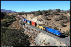 GECX 2024 (golden_state_rails) Tags: up electric pacific general 4 union ge tehachapi tier demonstrator es44ac gecx