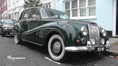 Armstrong Siddeley Sapphire 346 (Rorymacve Part II) Tags: auto road bus heritage cars sports car truck automobile estate transport historic motor saloon compact roadster motorvehicle