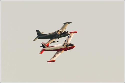 display air airshow guernsey raf provest 2014 stpeterport saintpeterport strikemaster