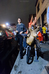 Halloween Capitol Hill, Seattle 2014 (Tim Durkan) Tags: costume broadway gross puke throwingup capitolhillhalloween