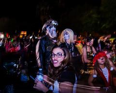 DSC_5889 (KulShots) Tags: blackandwhite black halloween dark costume scary shadows trickortreat colored ghosts