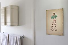 (deanmackayphoto) Tags: art fashion vintage bathroom cabinet towel medicine medicinecabinet 50couchesin50nights