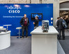 CISCO STAND AT THE WEB SUMMIT DUBLIN  2014 Ref-1011