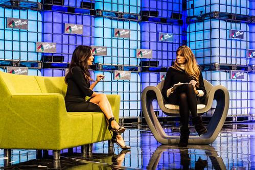 Desperate Housewives Actress Eva Longoria At Web Summit 2014 Ref-1018