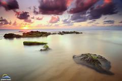 Sensaciones (Joserra Irusta) Tags: sunset sun seascape sol colors clouds landscape atardecer sand rocks colores arena nubes hitech rocas cantabria canon1740f4l canoneos5dmkii joseramonirusta northphototourscom wwwlaserlabpt reverse2stops