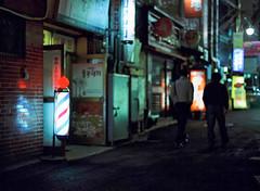 ' (june1777) Tags: snap street seoul gwanhundong night light mamiya 645 mamiya645 c 80mm f19 kodak portra 800 sekor pro tl