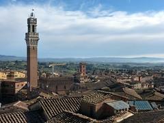 Siena (fotomie2009) Tags: italy panorama landscape italia torre tetti siena toscana paesaggio mangia torredelmangia