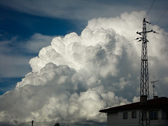 Cumulus (RuiPedroFotografia) Tags: weather clouds nimbus cumulus