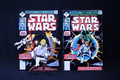 STAR WARS #1 (GeekyTom) Tags: comics starwars lego designercon bricknerd comicbricks