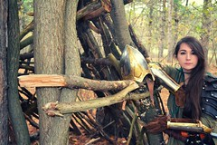 Raeathwen of Arcane LARP (Larp Girl) Tags: park autumn green fall girl marie ranger pittsburgh play princess action live north helmet elf lotr armor link sword warrior larp role legolas elven arcane tunic lrp kaza elvar larping kazamarie larpgirl thoradin