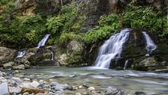 Big Springs in Zion (NandorSzotak) Tags: park water river utah big long exposure virgin national springs zion