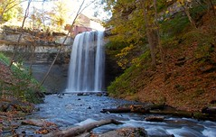 Upper Decew Falls (janniebabie) Tags: ontario canada waterfall falls stcatharines brucetrail decew decewfalls yourstodiscover morningstarmill