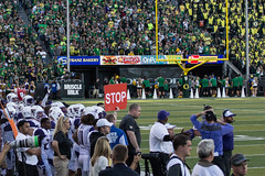Oregon Ducks vs Washington-556 (boudreaudavid83) Tags: oregon season duck football 2014