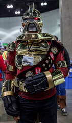 By Your Command! (uncle_shoggoth) Tags: california losangeles los expo angeles cosplay stan convention con lees cylon comikaze comikazeexpo stanleescomikaze