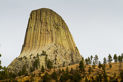 Devils Tower National Monument (Howie Muzika) Tags: wyoming devilstower