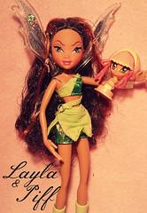 Pixie Magic Doll Layla - Mattel (Bloom) Tags: stella doll magic pixie bloom tune layla musa amore mattel piff lockette winxclub