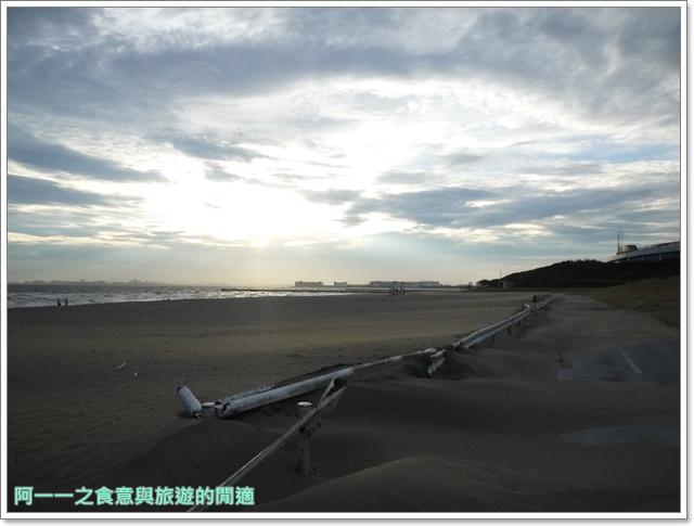 日本千葉景點東京自助旅遊幕張海濱公園富士山image021