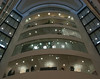 Interior of  Kings Place, York Way, London, 6th Oct 2014