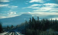 Beautiful Winter Morning - Alaska (JLS Photography - Alaska) Tags: morning winter sky mountain snow mountains alaska landscape landscapes scenery wilderness winterlandscape mountainpeaks alaskalandscape jlsphotographyalaska