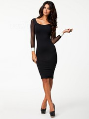 Bodycon Dress (sallyyan2014) Tags: shoes dress style size dresses shipping strapless dressesseemore