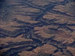 Flying over the Grand Canyon (1ManekiNeko) Tags: arizona river butte grandcanyon sandbar fromabove coloradoriver fromtheair