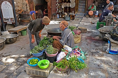 .Fs souk |4 (]babi]) Tags: africa street people photography market herbs muslim culture oldman arabic morocco maghreb stolen tradition  erbe anziano