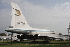 CCCP-77106 Tupolev Tu-144 Aeroflot (JaffaPix +5 million views-thanks...) Tags: museum vintage airplane moscow aircraft aeroplane soviet russian airliner aeroplanes afl tupolev aeroflot monino tu144 russianairforce cccp77106 jaffapix