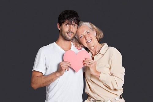 Older women, younger men: a perennially popular topic