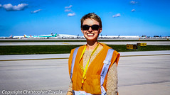 Caitlin/ Chicago O'Hare International Airport- International Terminal 5 (Doctor Christopher) Tags: caitlin chicagoohareinternationalairport