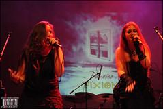 FIXION - Sala Zitarrosa (FIXION Oficial) Tags: fixion metal rock gothicmetal gotico live vivo salazitarrosa uruguay