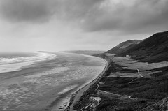 Rhossili (Shane Jones) Tags: beach wales landscape sand nikon gower rhossili 2470mm d7000