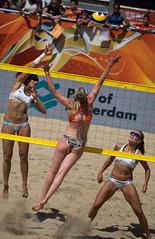 O6303511 (roel.ubels) Tags: world beach sport rotterdam beachvolleyball volleyball wk championships volleybal beachvolleybal 2015 fivb topsport katendrecht