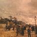 LOIR Luigi,1879 - Un Coin de Bercy pendant l'Inondation (Carnavalet) - Détail 10