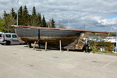 Séné (bigorneau perceur) Tags: france bretagne britanny golfe golfmorbihan morbihan séné bateau boat sinagot