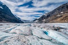 Sur le glacier Athabasca (Seb & Jen) Tags: rocheuses rockies alberta canada athabasca glacier icefield columbia