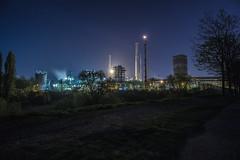 Thyssen Duisburg (Stipi Pics) Tags: canon canon550d fotografie photo foto natur thyssen tks schwelgern duisburg langzeitbelichtung industrie ruhrpott ruhrgebiet