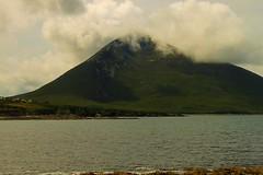 Slievemore from Dugort Achill (Explored) (oconnellto) Tags: island seascape achill achillisland mayo dugort slievemore