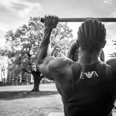 IMG_6006 (Zefrog) Tags: zefrog london uk muscle man portraiture bw fit fitness blackman iyo personaltrainer bodybuilder