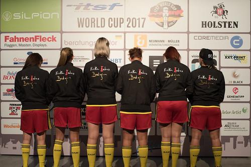 Unofficial Belgium Women
