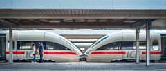 Platform 8 (dieterein@ymail.com) Tags: bayernmünchen bahnhof railwaystations gleis platform