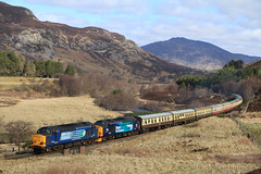 The Spring Highland Tractors at Crubenmore (60044) Tags: