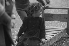 Bambini... (carlo612001) Tags: bambini carnevale gioco play playing child children divertirsi enjoy portrait portraiture black white cute beautiful