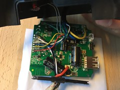 Yuneec E-Go ESC (kasparsdambis) Tags: yuneec yuneecego esc controller inverter electronics pcb wires skateboard electricskateboard