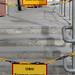 Ovanligt... [Explored] (Barbro_Uppsala) Tags: fotosondag fotosöndag ovanlig fs170319 skylt sign trappa stairs