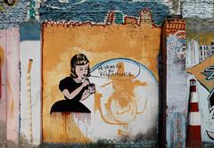 Género (La Mala Testa) Tags: buenosaires argentina estructuras arquitectura puertomadero santelmo grafitti recoleta retiro laboca