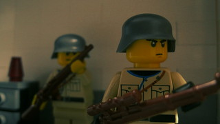 Lego WWII Chinese KMT Snipers
