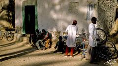 Djanet - Tassili n'Ajjer - Algérie / Algeria (1981) (christian_lemale) Tags: djanet جانت tassili najjer طاسيلي ناجر algérie الجزائر algeria 1981